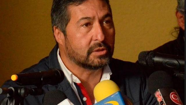 Víctor Báez considera ratificar a Sergio Pimental como dirigente interino de Morena