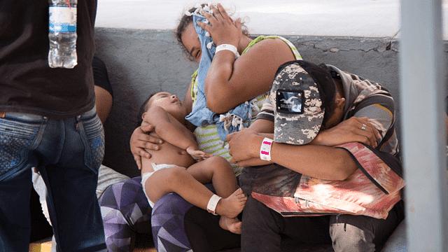 Más de mil centroamericanos arribaron ya a CDMX