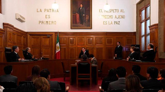 (Foto Facebook: Suprema Corte de Justicia de la Nación)