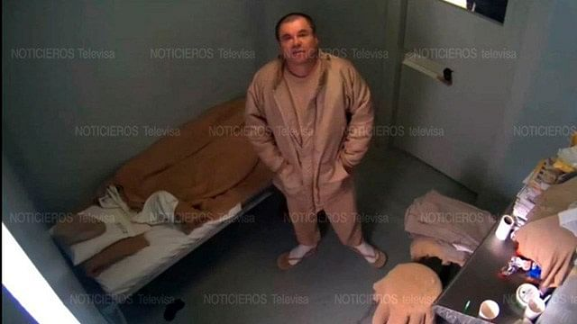 """""""El Chapo"""" ya cavaba un segundo túnel para huir de prisión"""