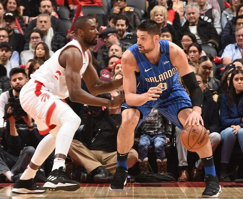 Vucevic y Ross hacen magia de visita en Toronto (Resumen NBA)