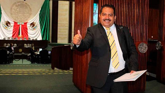 Lupillo Aguilera es designado vicecoordinador del GPPRD en el Congreso de la Unión