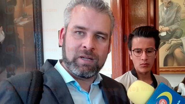 Resolvería Polevnsky disputa interna por coordinación de la bancada morenista
