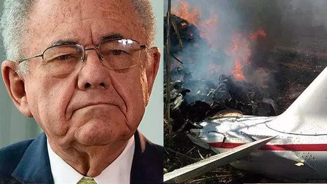 Se abrirán audios de la caída de helicóptero, de inmediato: SCT