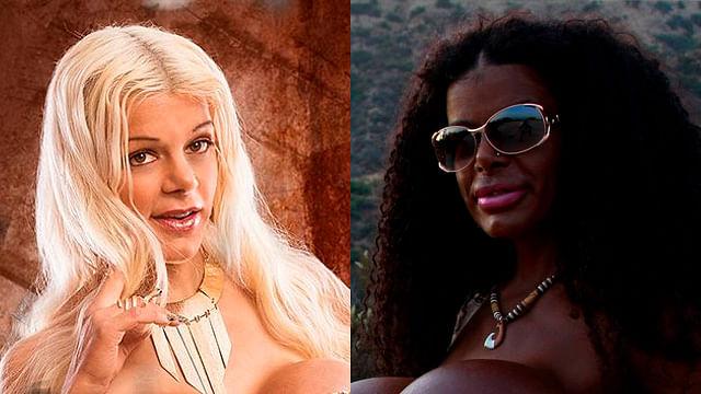 """De blanca a negra, modelo se transforma por """"querer ser africana"""""""