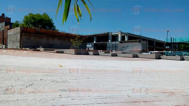 Plaza de la Paz estará lista en marzo: Adem