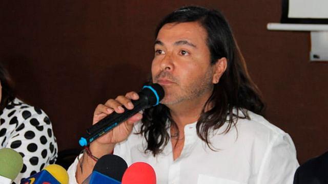 Designan a Sergio Pimentel dirigente interino de Morena