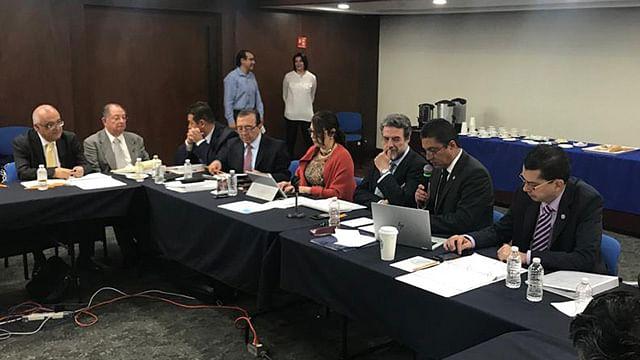 Se reúne la UMSNH con autoridades federales para fortalecer la institución