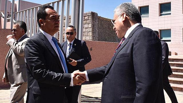 Relación de respeto, ofrece Fiscal General de Michoacán al Poder Judicial