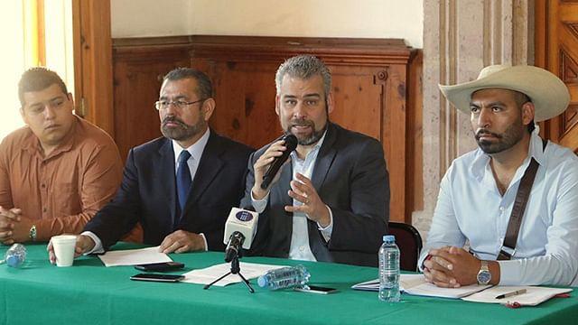 Ley de presupuesto participativo será puesto a consulta: Alfredo Ramírez