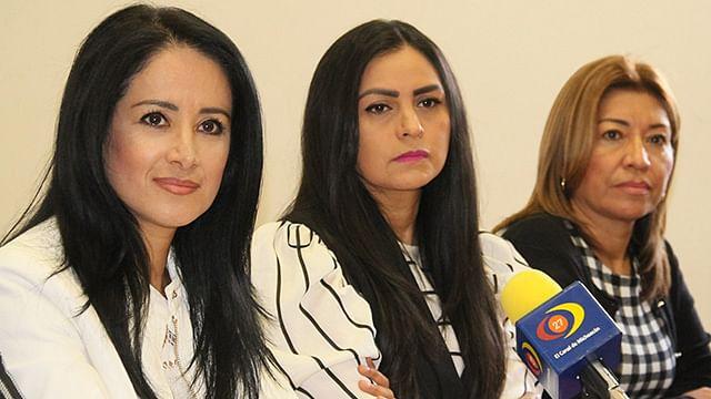 """Invitan diputadas a inscribirse a condecoración """"La Mujer Michoacana"""""""