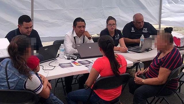 Lleva Ministerio Público servicios de atención a mujeres de Huandacareo