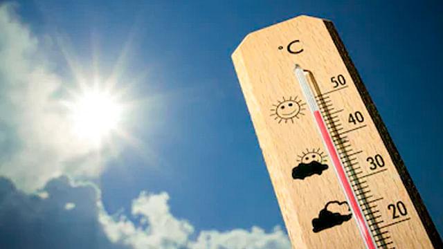 Miércoles soleado y caluroso en Morelia