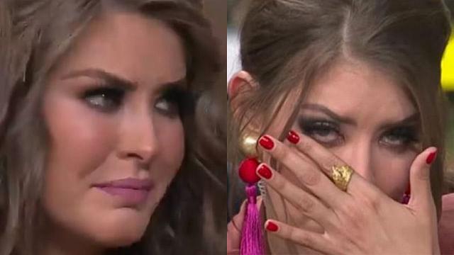 """Vanessa Claudio se queda """"como el perro de las dos tortas"""""""
