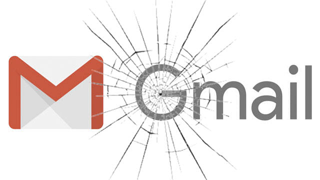 Usuarios reportan fallas en Gmail y Google Drive