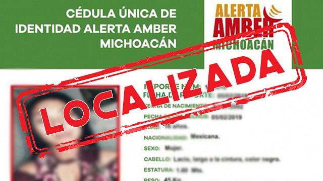 Localiza FGE a madre e hija, reportadas como desaparecidas en Morelia