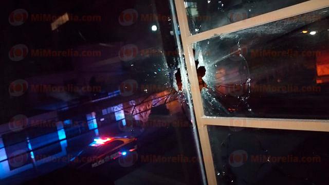 Hombres armados disparan contra viviendas de la Nueva Chapultepec