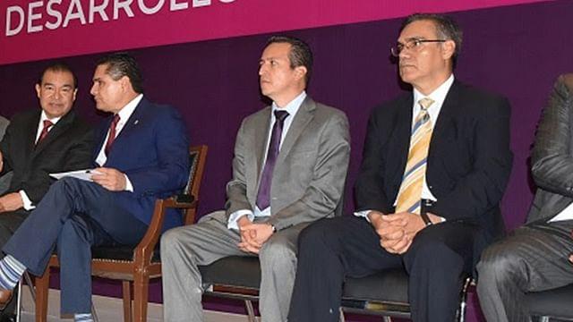 Poder Legislativo, copartícipe en la construcción del estado: Antonio Salas