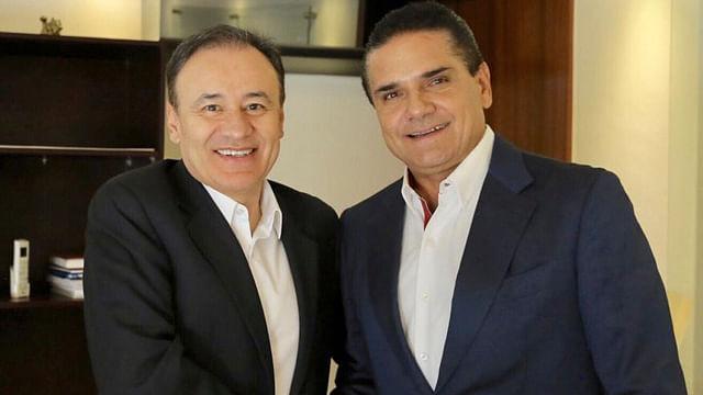 Revisan gobernador y Durazo, nueva fase del Plan Integral de Seguridad