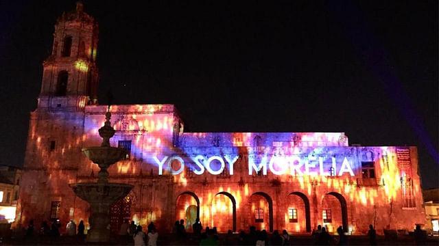 Este Domingo de Resurrección se llevará a cabo video mapping en Plaza Valladolid