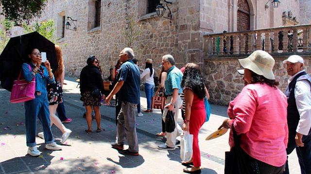 Monroy García destacó que la ciudad estará llena de actividades durante estas próximas semanas (Foto: cortesía)