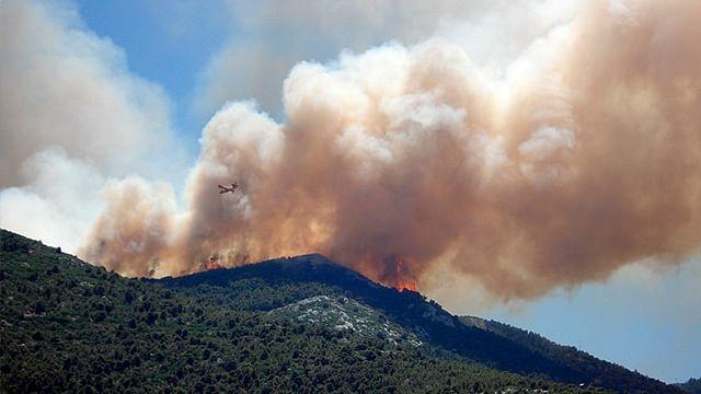 Los incendios forestales en Michoacán, siguen presentándose en distintas zonas del estado (Foto: pixabay.com)