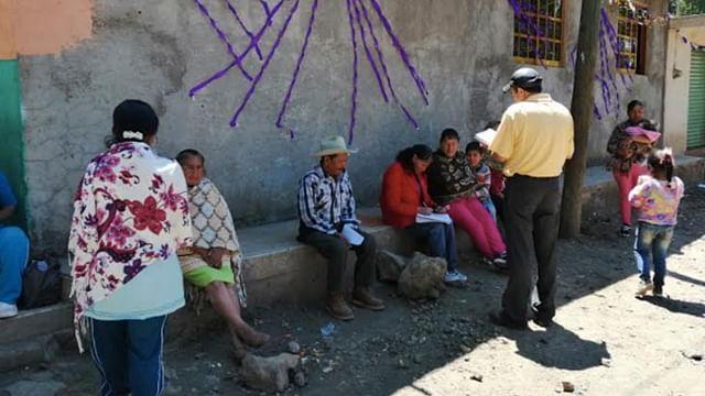 Mientras haya pobreza Antorcha seguirá existiendo: Héctor Enciso