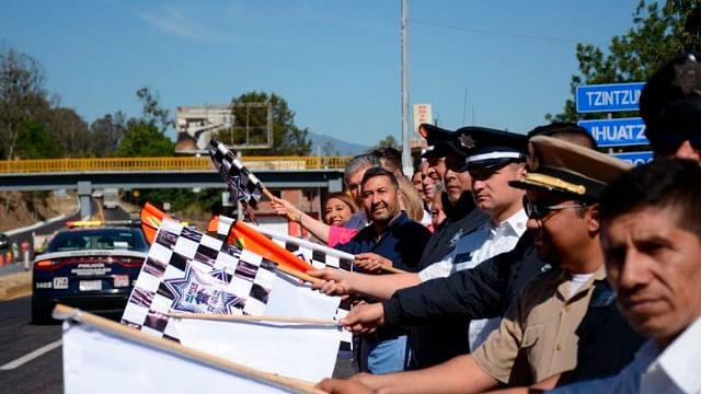 Inicia operativo de Semana Santa 2019 en Pátzcuaro