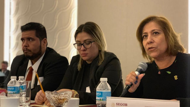 Participa Michoacán en Encuentro Nacional de Funcionarios de Asuntos Religiosos