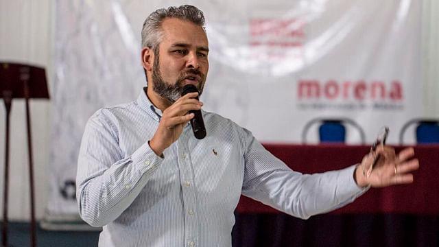 Alfredo Ramírez a jóvenes: el objetivo de Morena no es llegar al poder, sino transformar al país