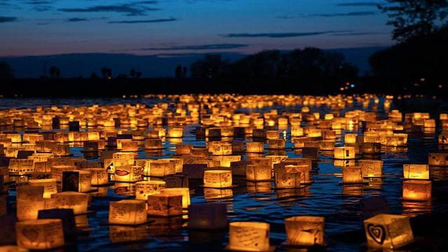 Water Lantern Festival iluminará a Pátzcuaro con miles de luces