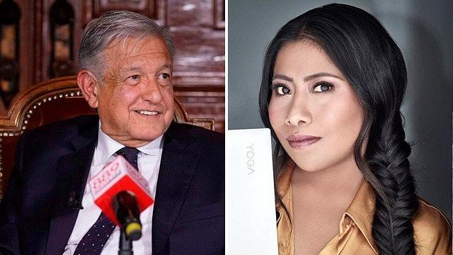 Yalitza Aparicio y AMLO, de los 100 más influyentes del 2019 según Time