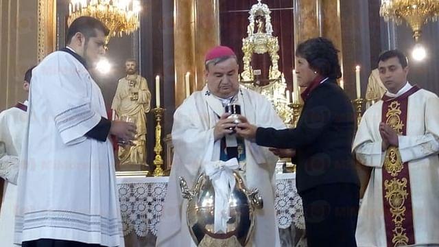 Sacerdotes deben reafirmar su fe y compromiso con los feligreses: Carlos Garfias