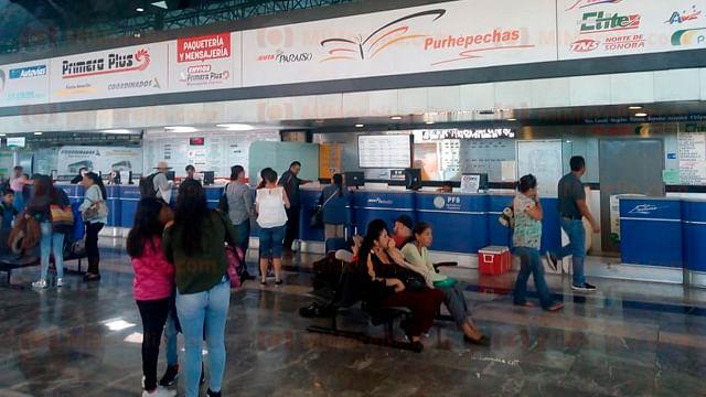 Por Semana Santa, esperan hasta 18 mil pasajeros en la TAM
