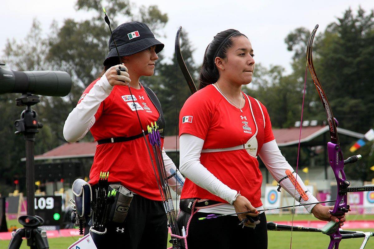 Atletas mexicanos, preparados a 100 días de Juegos Panamericanos