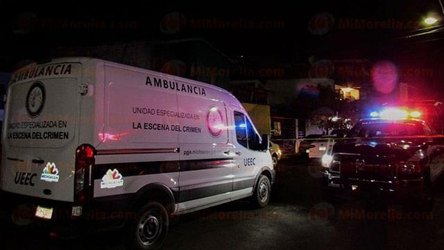 Nieto del ex presidente municipal de Apatzingán es muerto a balazos