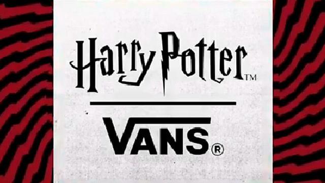 Vans creará colección inspirada en Harry Potter