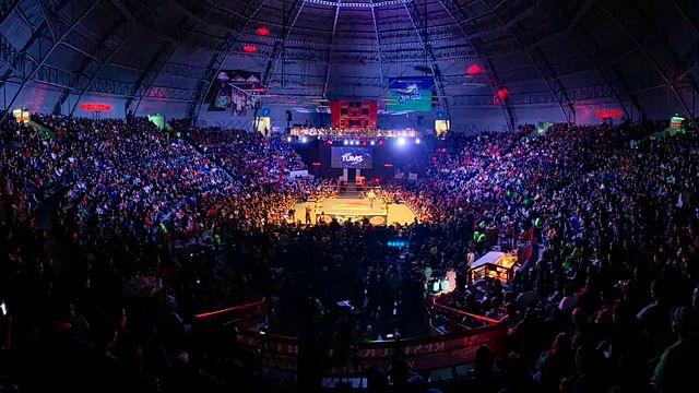 Regresa la lucha Libre Triple AAA a Morelia para una buena causa