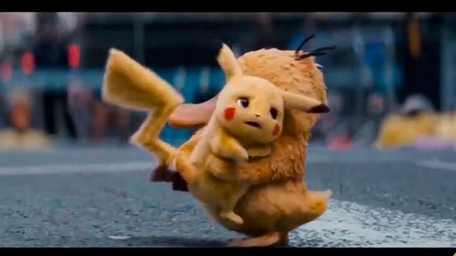 """Lanzan nuevo tráiler de """"Detective Pikachu"""""""