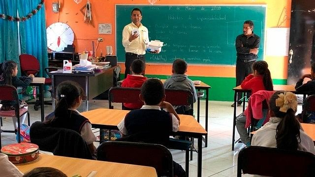 Alumnos de 1° y 2° pasarán de grado solo con asistir a clases: SEP