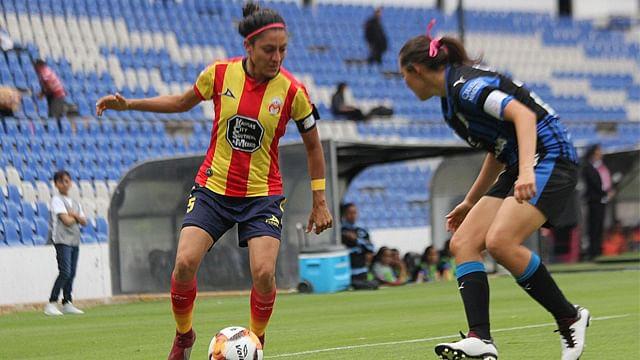 Monarcas Femenil se trae un punto de Querétaro