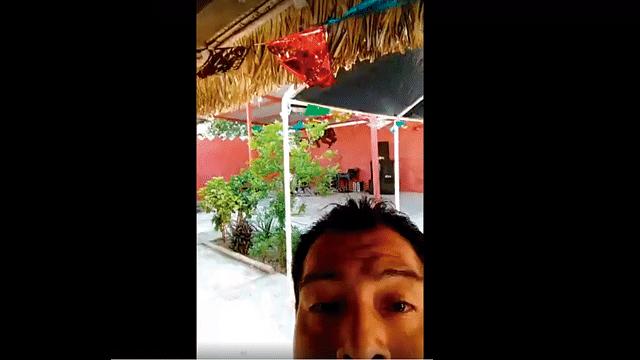 Difunden video previo a la masacre en Minatitlán