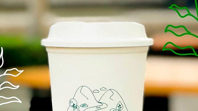 Este Día de la Tierra Starbucks te regala un vaso reutilizable