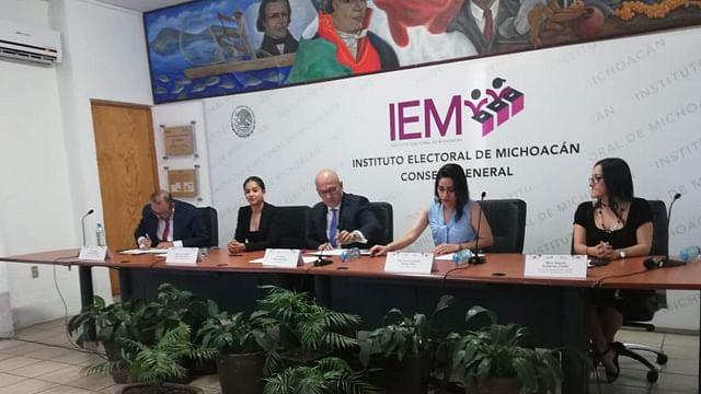 Morena y MC en proceso de cumplimiento a requerimientos de transparencia