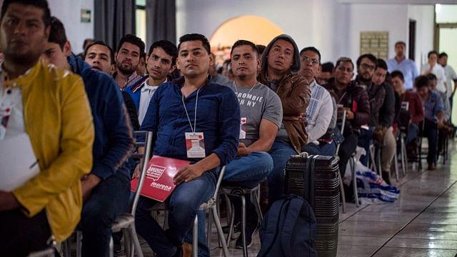Morena realiza II Encuentro Estatal de Jóvenes en Michoacán