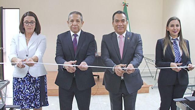 Inauguran juzgado especializado en atención de violencia en Morelia
