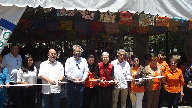 Más de 3 mil productos se ofertan en el Gran Bazar Consume lo que Michoacán Produce