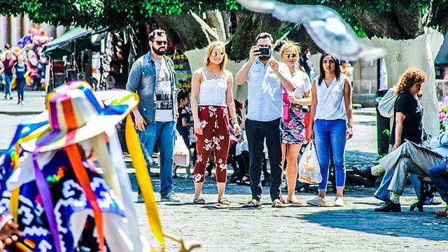 Ayuntamiento de Morelia lleva a cabo operativo de bienvenida a turistas
