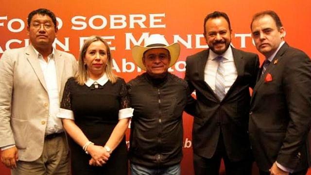 Con revocación de mandato ya no se servirá a interés ajenos: Salvador Arvizu