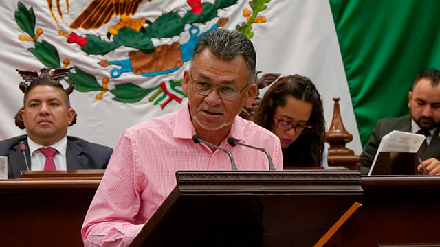 Busca GP Morena establecer una Ley de Partidos Políticos del Estado